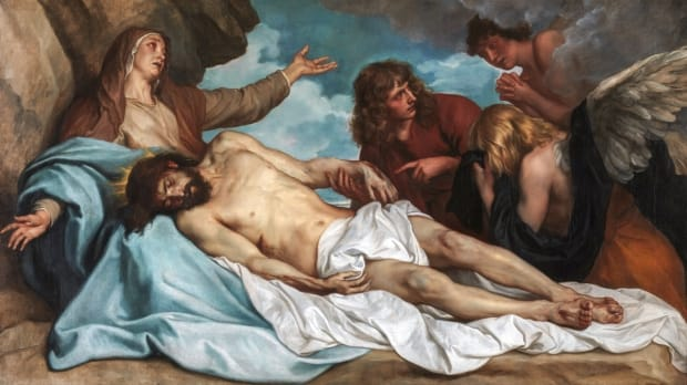 Onde estava Jesus entre sua morte e ressurreição?