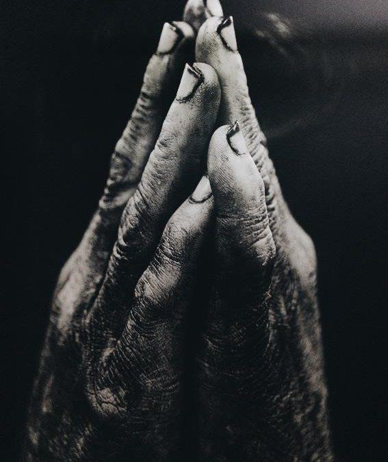 Não seja pedinte, seja servo de Deus
