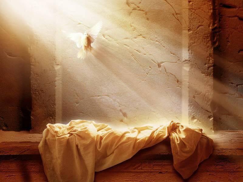 Como se explica a ressurreição de Cristo?