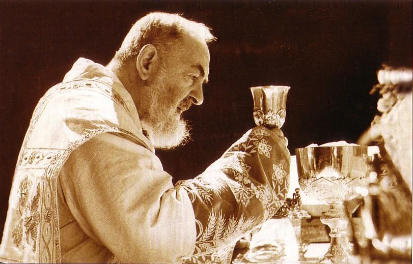 Oração de São Padre Pio
