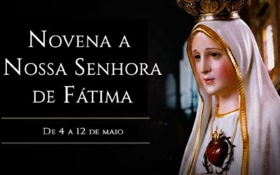 Novena de Nossa Senhora de Fátima