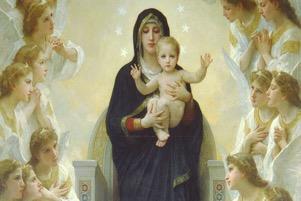 Virgem Mãe de Deus: Amada e venerada pelos Católicos