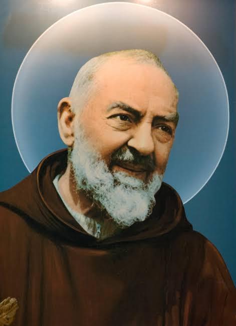 Hoje celebramos São Pio de Pietrelcina, o santo dos estigmas