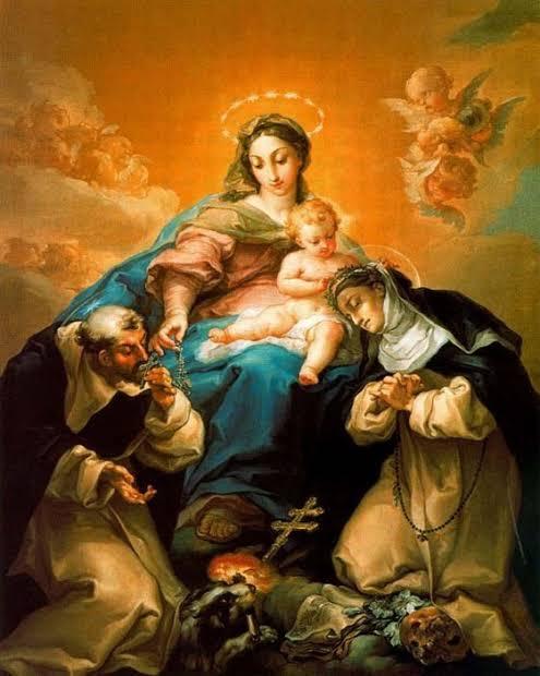 Novena de São Pio de Pietrelcina a Nossa Senhora do Rosário de Pompéia