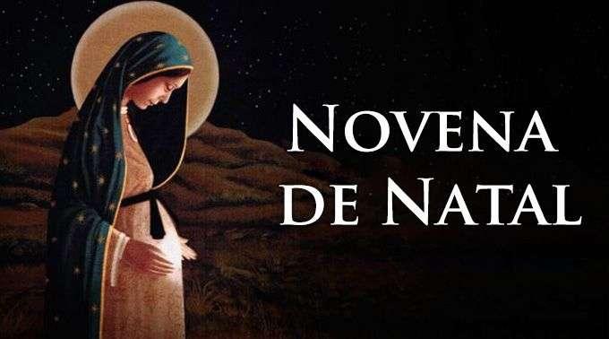 Começamos hoje a novena de Natal