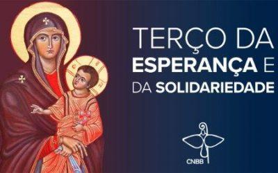 Novo momento de oração no Brasil: nesta quarta-feira Terço da Esperança e da Solidariedade