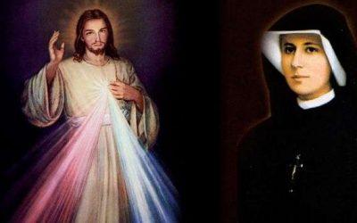 Hoje é celebrada Santa Faustina Kowalska, servidora da Divina Misericórdia