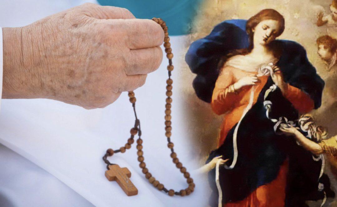 O Papa Francisco e sua devoção a Nossa Senhora Desatadora dos Nós